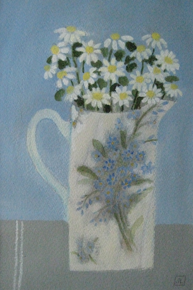 The Forget-me-not jug