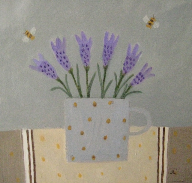 Bees like Lavender