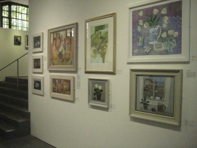Three paintings on show at Mall Galleries