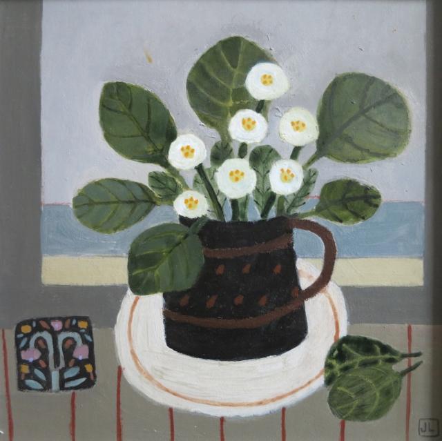Daisies on the Windowsill £550